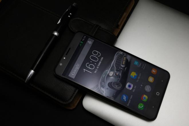 Ra mat smartphone Viet Bavapen James Bond hinh anh 4
