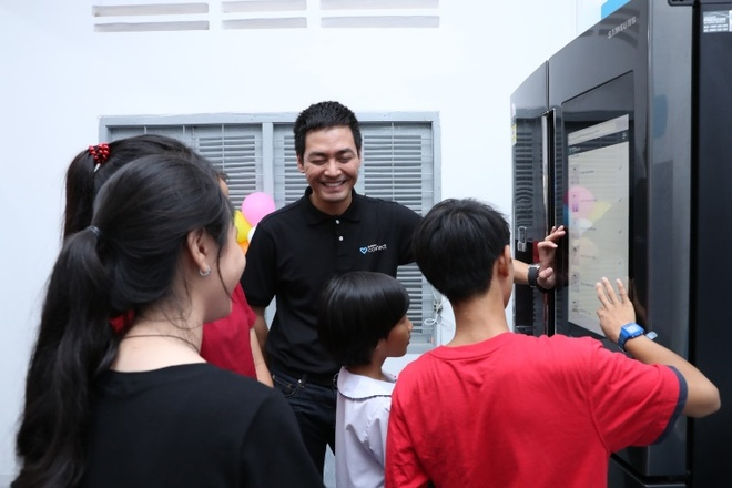 Samsung Connect - Ket noi yeu thuong anh 2