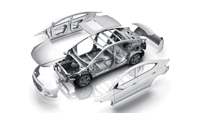 Hyundai Elantra 2016 anh 2