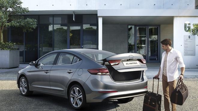 Hyundai Elantra 2016 anh 5