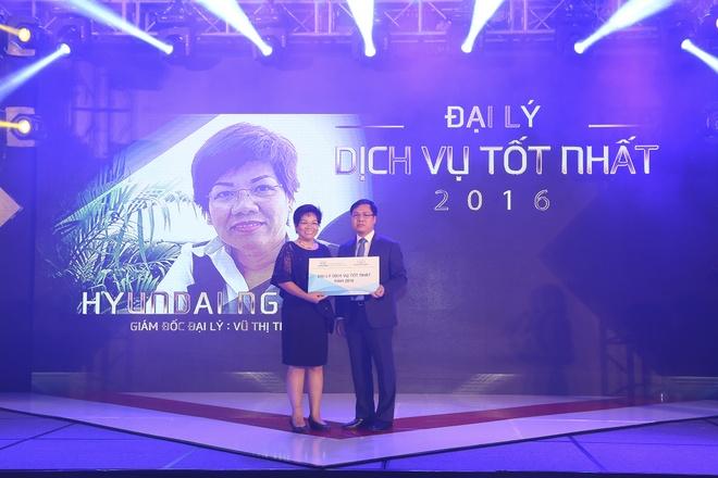 Hyundai Thanh Cong vinh danh dai ly tieu bieu 2016 hinh anh 6