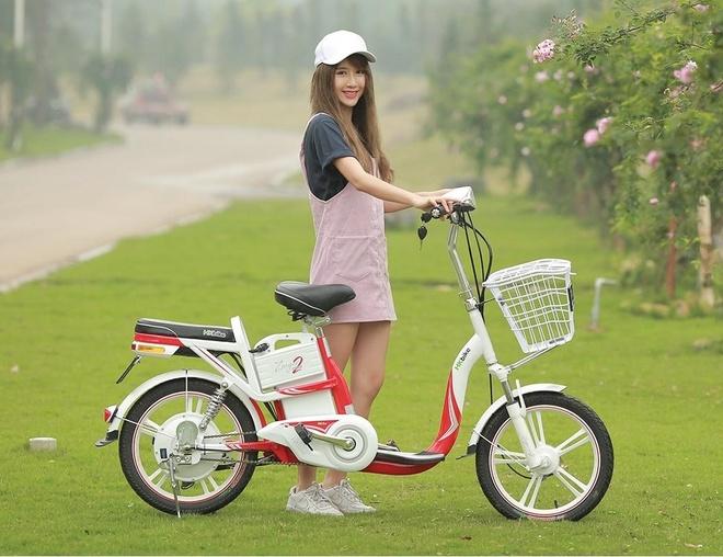 PEGA (HKbike) chi 8 ty dong cho le ra mat 4 san pham moi hinh anh