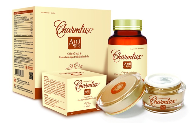 Charmlux Anti-Aging anh 3