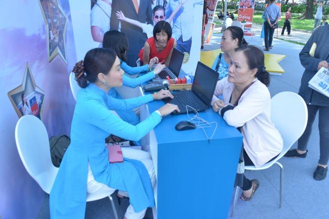 Vietnam Airlines va Jetstar Pacific tham gia Ngay hoi Du lich TP.HCM hinh anh 2