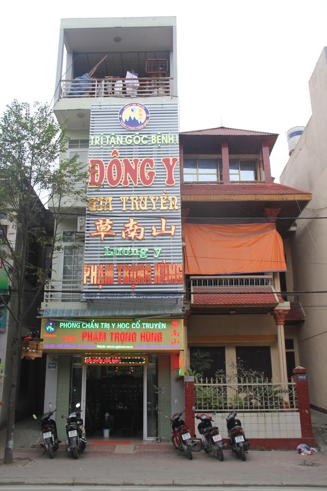 Luong Y Pham Trong Hung voi bai thuoc chua khop 7 doi hieu qua hinh anh 2