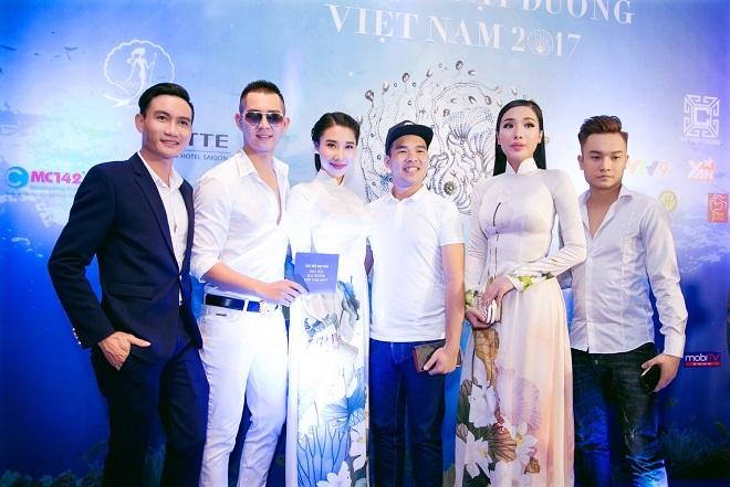 A khoi Phan Nga hoi ngo Hoa hau Dai duong 2014 Dang Thu Thao hinh anh 5