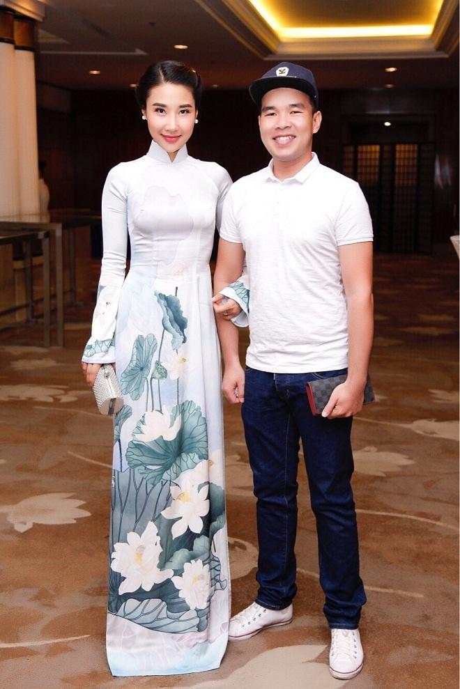 A khoi Phan Nga hoi ngo Hoa hau Dai duong 2014 Dang Thu Thao hinh anh 7