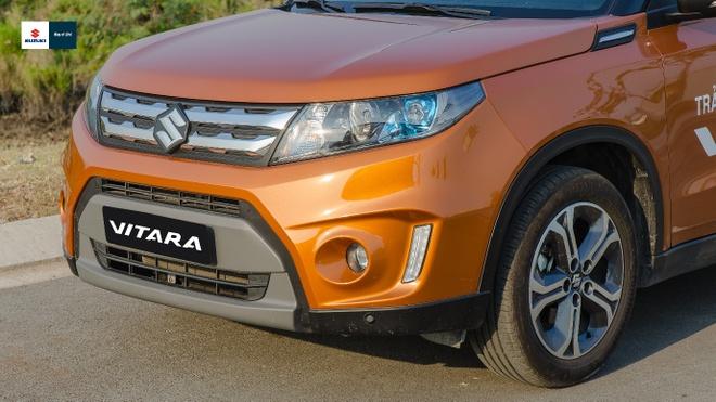 Suzuki Vitara 2016 - doi thu nang ky trong phan khuc SUV do thi hinh anh 2
