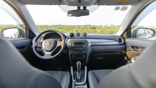 Suzuki Vitara 2016 - doi thu nang ky trong phan khuc SUV do thi hinh anh 6