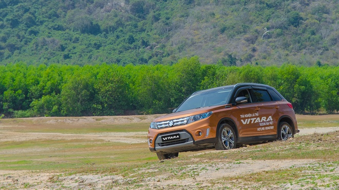 Suzuki Vitara 2016 - doi thu nang ky trong phan khuc SUV do thi hinh anh 7