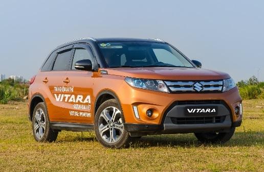 Suzuki Vitara 2016 - doi thu nang ky trong phan khuc SUV do thi hinh anh