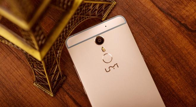 Smartphone UM MAX cau hinh cao, ket noi mang nhanh, pin khoe hinh anh 2