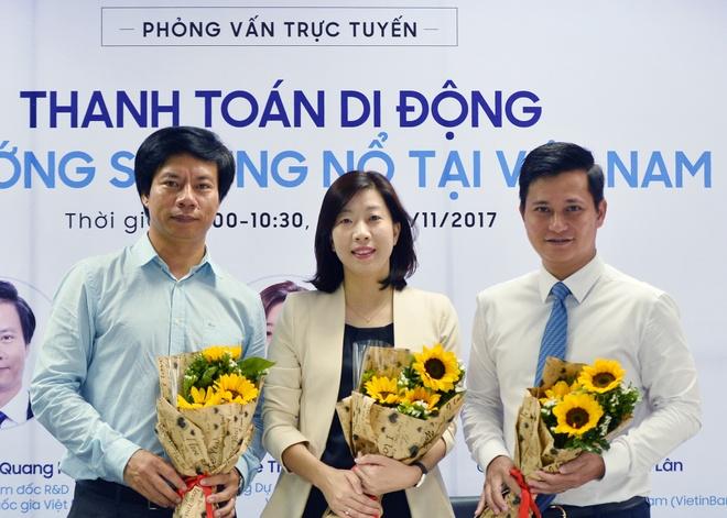 Thanh toan di dong - xu huong se bung no tai VN? hinh anh 1
