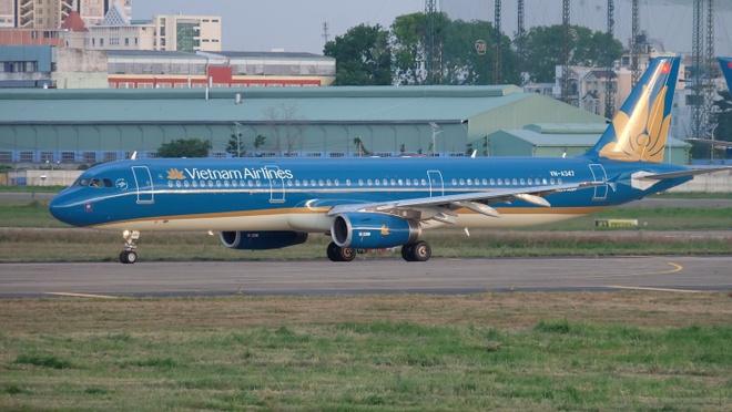 Vietnam Airlines anh 1