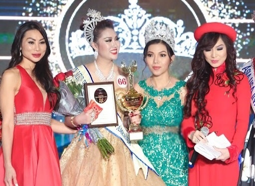 Cuoc thi Miss & Mrs Vietnamese - America thanh cong ngoai mong doi hinh anh