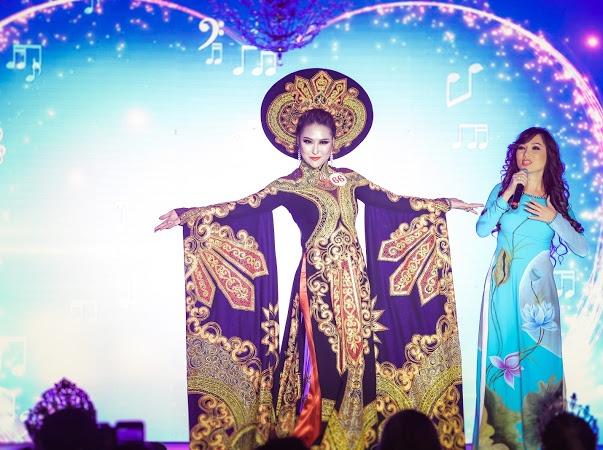 Cuoc thi Miss & Mrs Vietnamese - America thanh cong ngoai mong doi hinh anh 3
