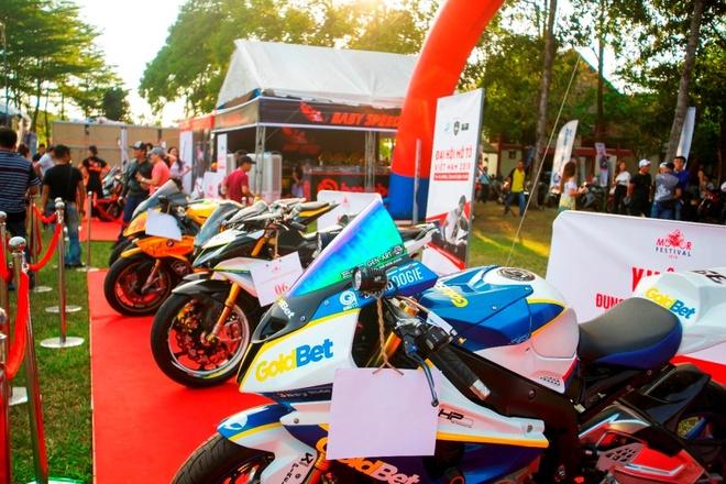 Dai hoi Moto Viet Nam 2018 - san choi quy tu nhung biker ca tinh hinh anh