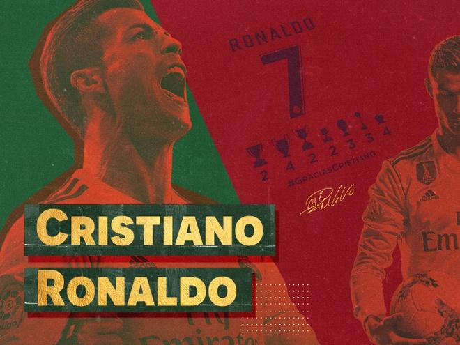 The gioi noi tam cua Cristiano Ronaldo hinh anh