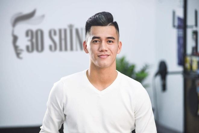 Video - Tien Linh thay doi kieu toc sau khi ghi 'ban thang de doi' hinh anh