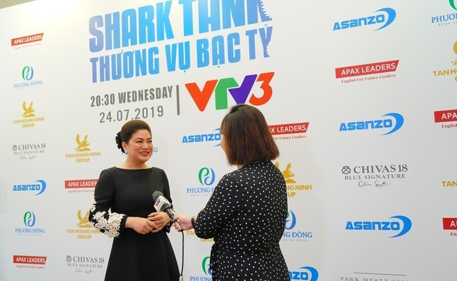 Shark Lien: 'Toi khong dat gioi han tai chinh nao cho cac startup' hinh anh 1