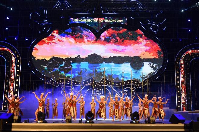 Lien hoan xiec quoc te Quang Ninh anh 1