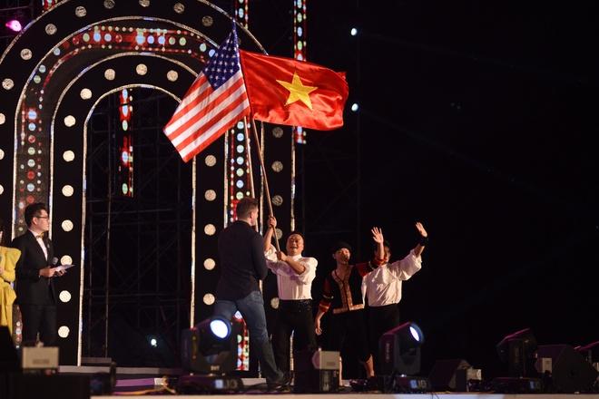 Lien hoan xiec quoc te Quang Ninh anh 3