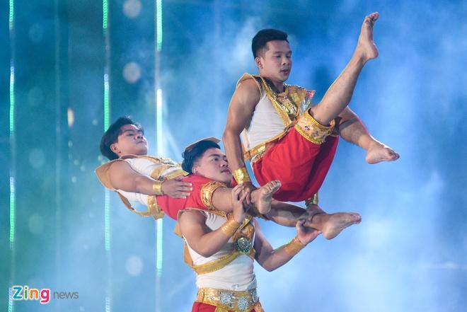 Lien hoan xiec quoc te Quang Ninh anh 11