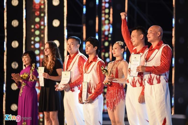 Lien hoan xiec quoc te Quang Ninh anh 4