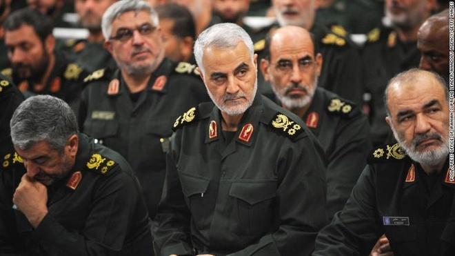 Ngoai truong Iran chi trich IRGC anh 1
