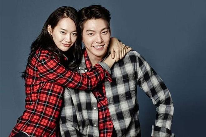 Shin Min Ah luon o ben cham soc khi Kim Woo Bin dieu tri ung thu hinh anh