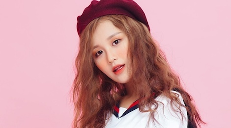 Hot girl Han Quoc Han Sara: 'Toi muon thanh cong nhu chi Dong Nhi' hinh anh