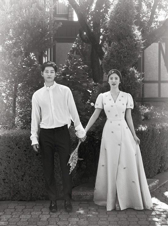 Min tiet lo ve bo vay 'dung hang' voi Song Hye Kyo tren tham do ZMA hinh anh 1