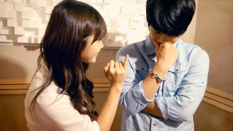MV All for you - Seo In Guk, Eun Ji hinh anh