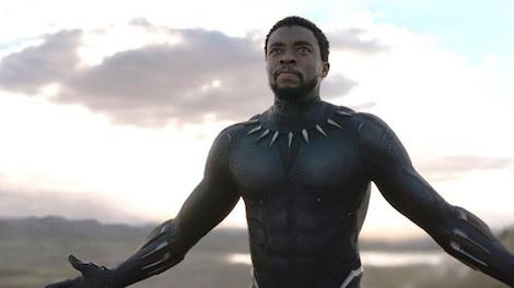 Vua ra mat, nhac phim 'Black Panther' da chiem linh BXH Billboard 200 hinh anh