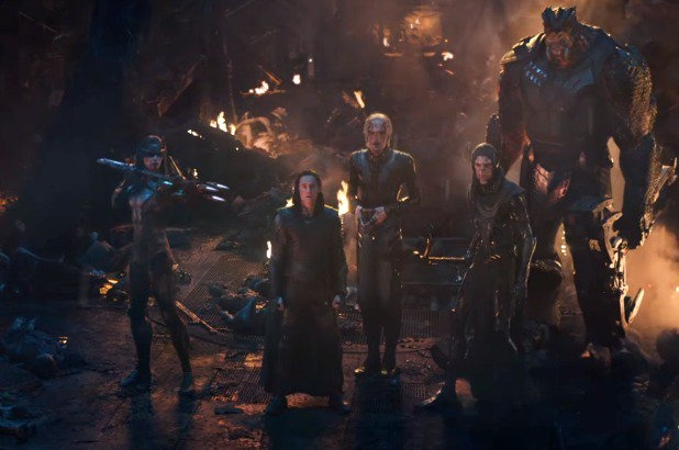 8 he lo moi tu trailer 'Avengers: Infinity War' hinh anh 5