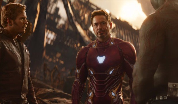 8 he lo moi tu trailer 'Avengers: Infinity War' hinh anh 8