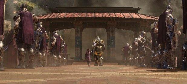 8 he lo moi tu trailer 'Avengers: Infinity War' hinh anh 1