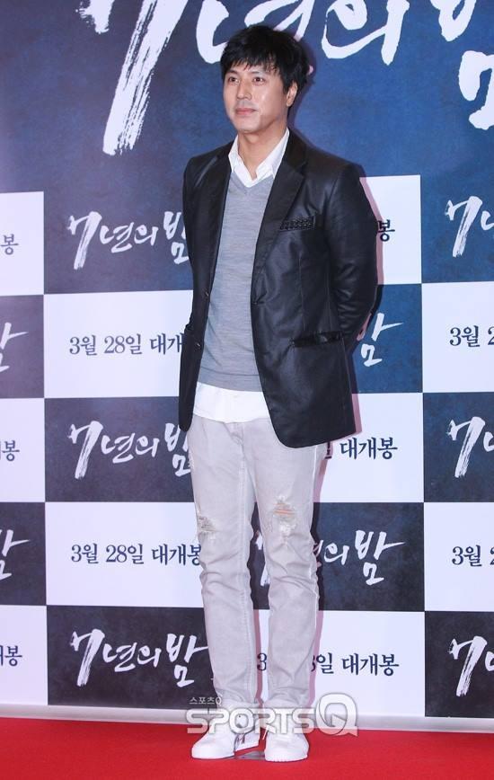 Jang Dong Gun moi dan sao hang A du tham do cong chieu phim moi hinh anh 14