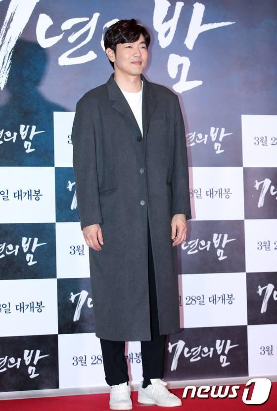 Jang Dong Gun moi dan sao hang A du tham do cong chieu phim moi hinh anh 15