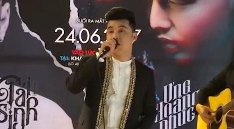 Ung Hoang Phuc - Ngam hoa le roi hinh anh
