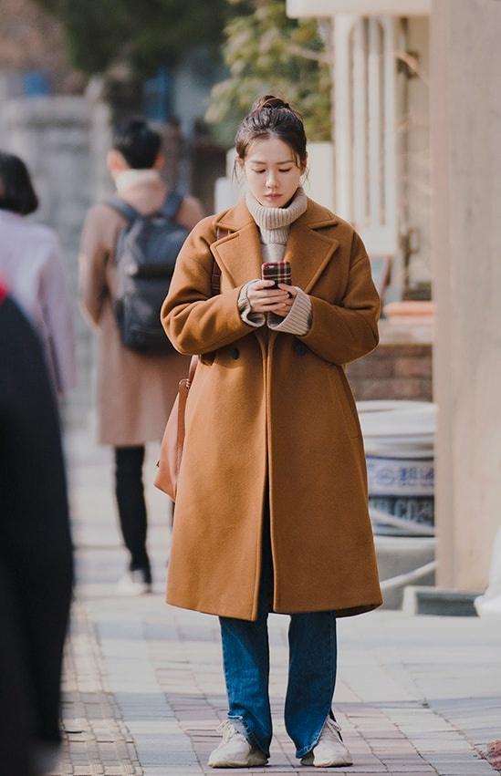 Son Ye Jin mac chat nhu the nao trong 'Chi dep mua com ngon cho toi' hinh anh 1