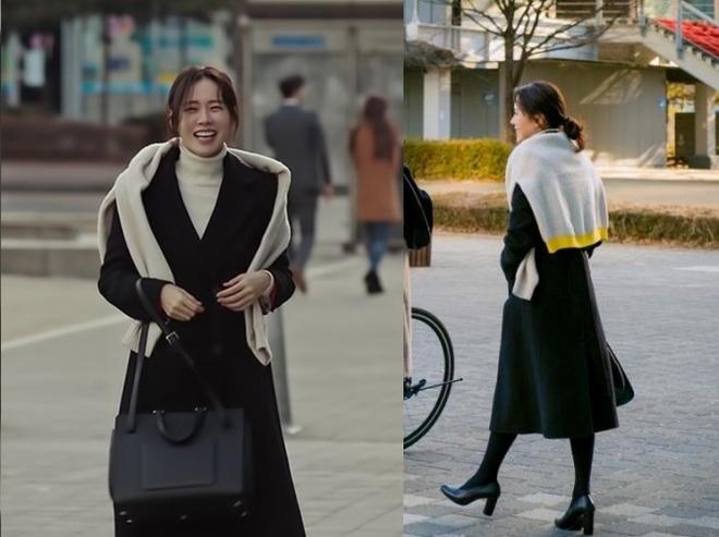 Son Ye Jin mac chat nhu the nao trong 'Chi dep mua com ngon cho toi' hinh anh 6