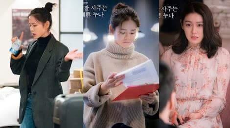 Son Ye Jin mac chat nhu the nao trong 'Chi dep mua com ngon cho toi' hinh anh