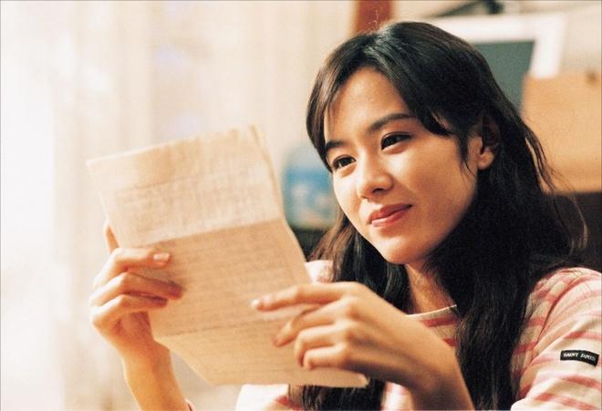 Son Ye Jin: Minh tinh 18 nam van dep rang ngoi tren man anh hinh anh 4