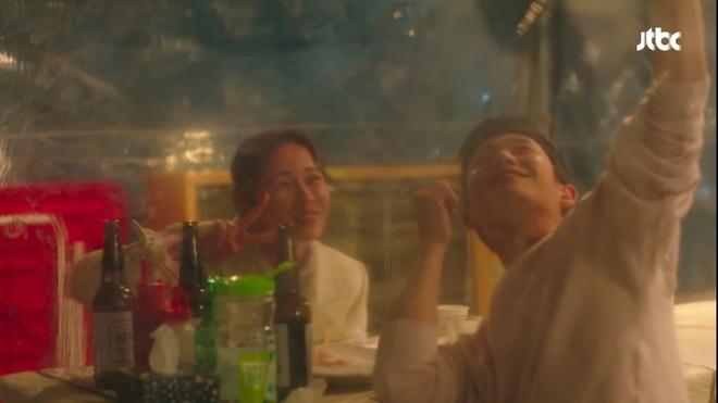 'Chi dep mua com' tap 4: Jin Ah co nu hon dau voi em trai cua ban than hinh anh 7