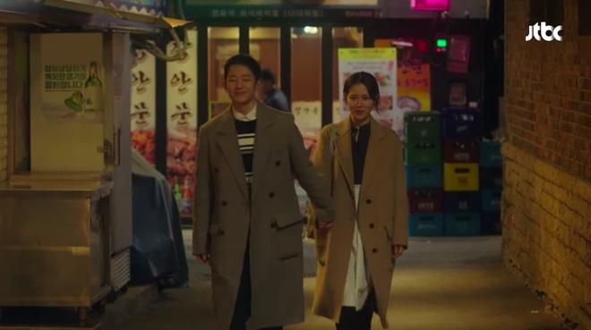 'Chi dep mua com' tap 4: Jin Ah co nu hon dau voi em trai cua ban than hinh anh 1