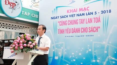 Ngay Sach Viet Nam lan thu 5: Lan toa van hoa doc va tinh yeu sach hinh anh