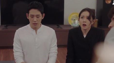 'Chi dep' tap 9: Me suyt ngat xiu khi biet Jin Ah yeu ban cua em trai hinh anh