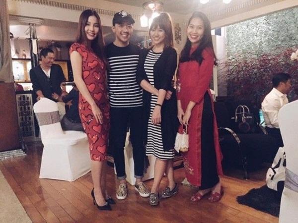 Tran Thanh - Hari Won: Cap vo chong nghien do doi nhat showbiz Viet hinh anh 6