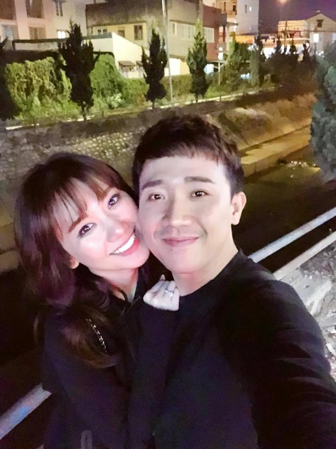 Tran Thanh - Hari Won: Cap vo chong nghien do doi nhat showbiz Viet hinh anh 3